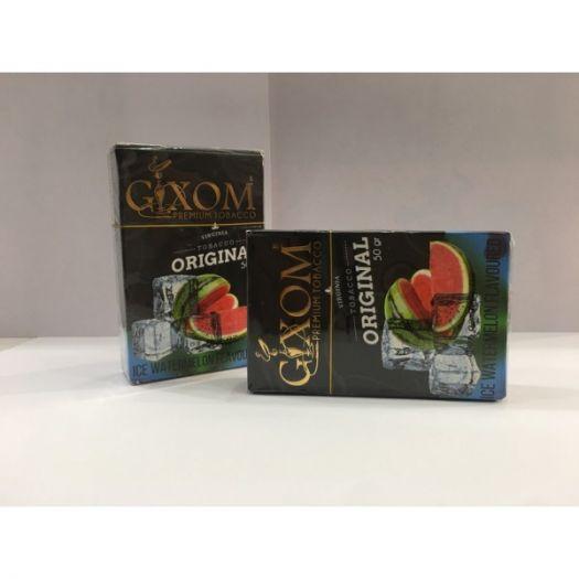 Табак для кальяна GIXOM ICE WATERMELON 50g