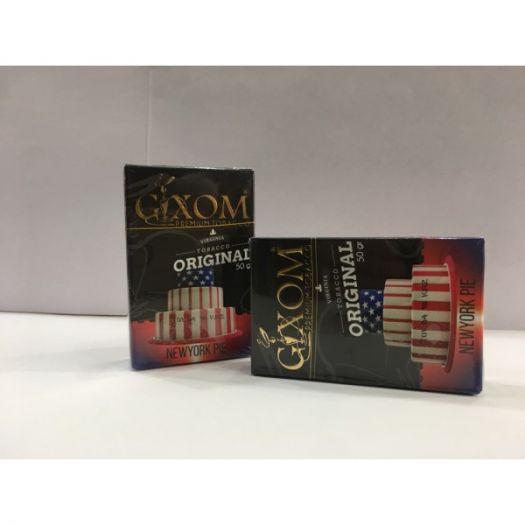 Табак для кальяна GIXOM NEWYORK PIE 50g