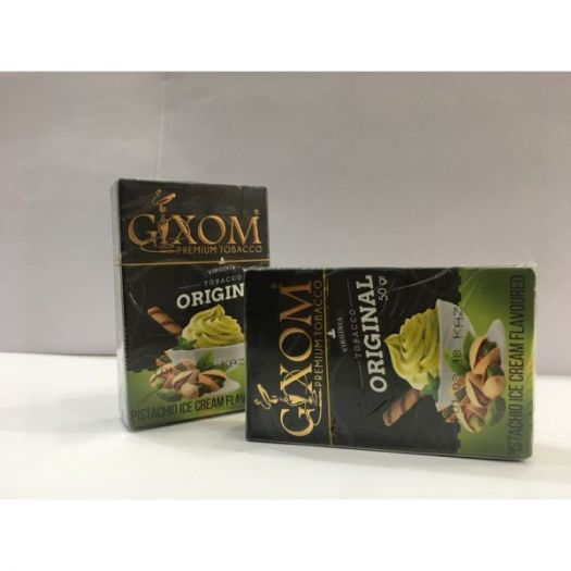 Табак для кальяна GIXOM PISTACHIO ICE CREAM 50g