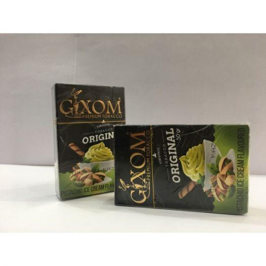 Табак для кальяна GIXOM PISTACHIO ICE CREAM 50g