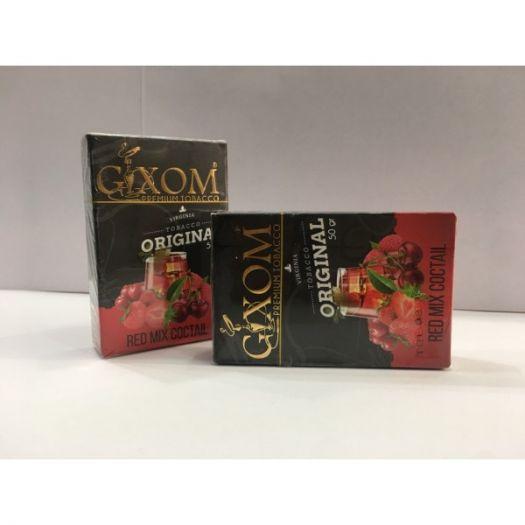 Табак для кальяна GIXOM RED MIX COCTAIL 50g