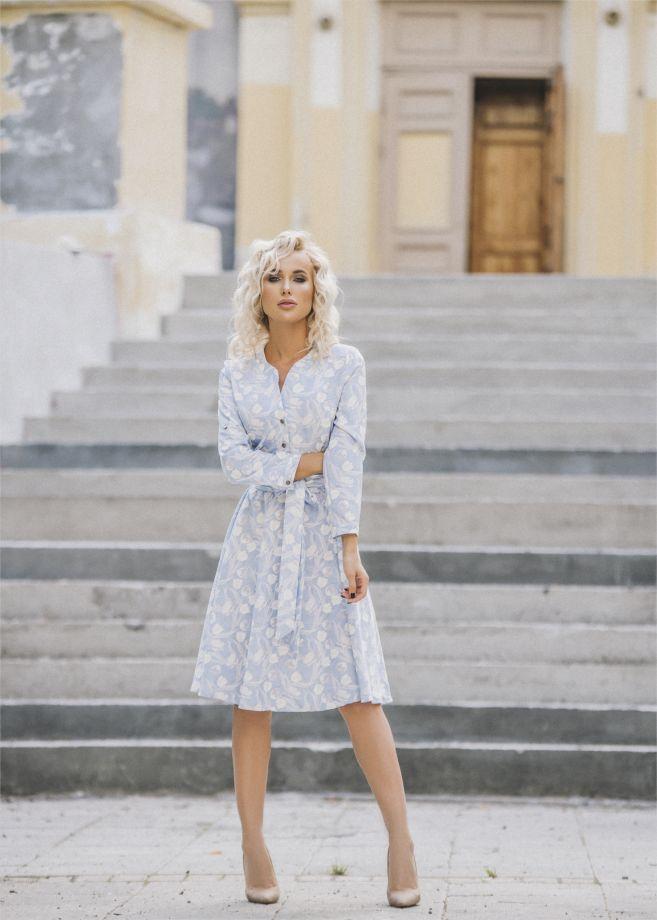 0733. Платье