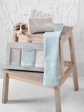 Комплект кухонных полотенец бамбук PANDORA (30*50)*3 Арт.2199-2