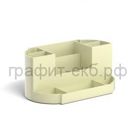 Подставка настольная ErichKrause Victoria Pastel желтый 51484