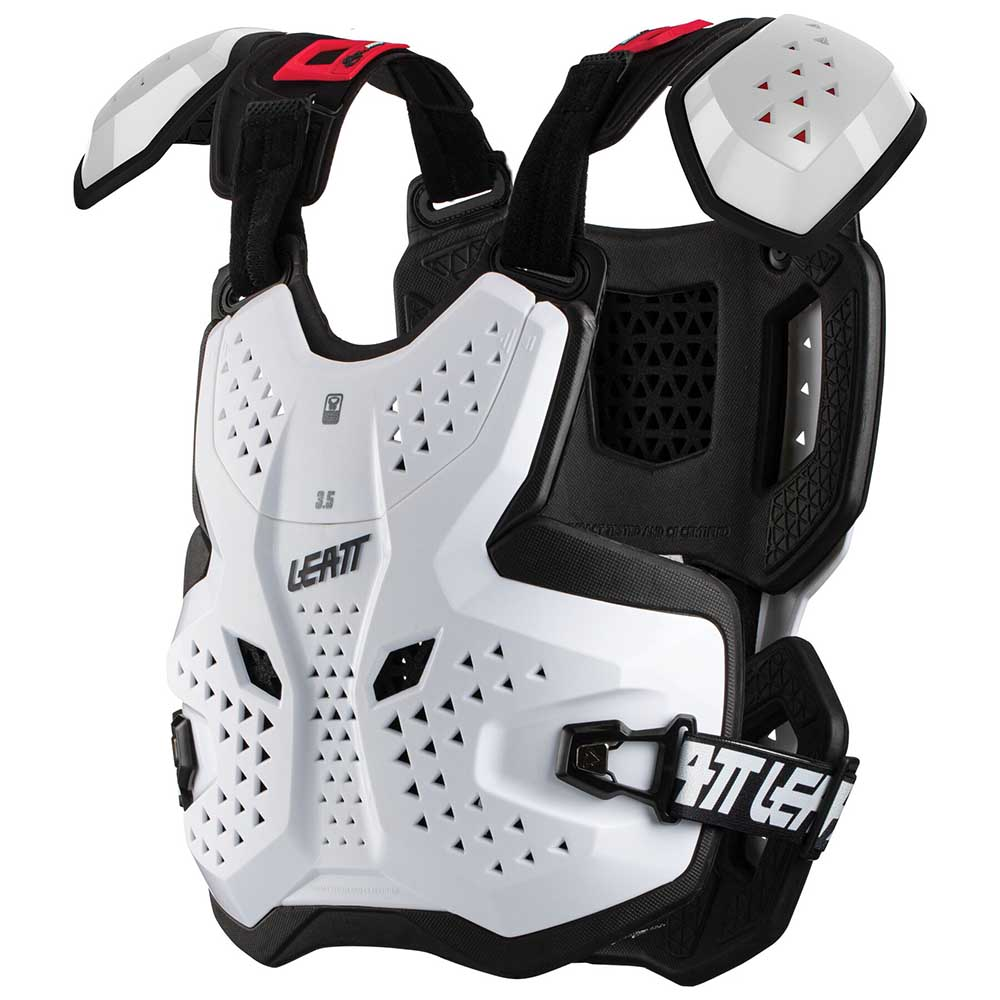 Leatt Chest Protector 3.5 Pro White защитный жилет