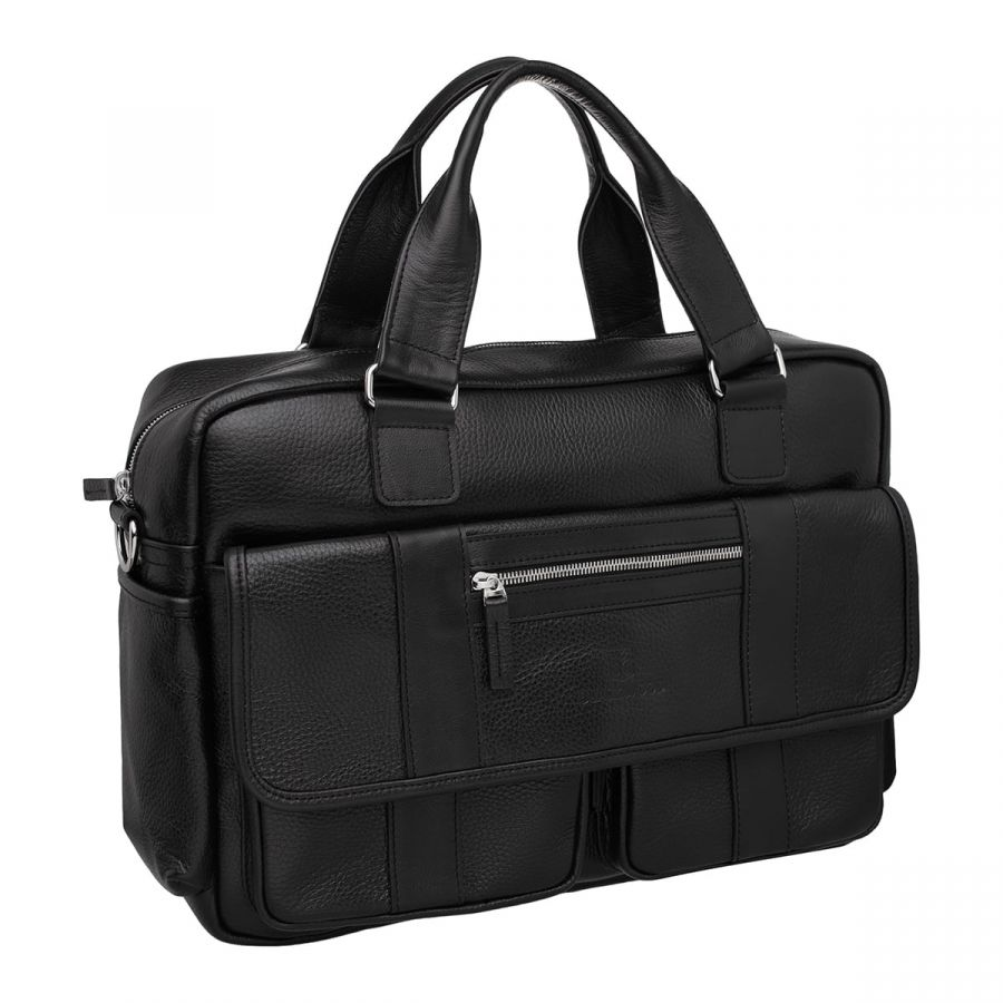 Деловая сумка BLACKWOOD Nevern Black