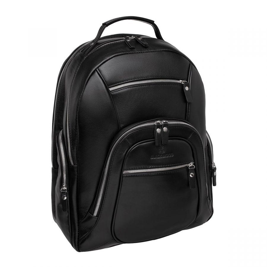 Мужской рюкзак BLACKWOOD Kempis Black