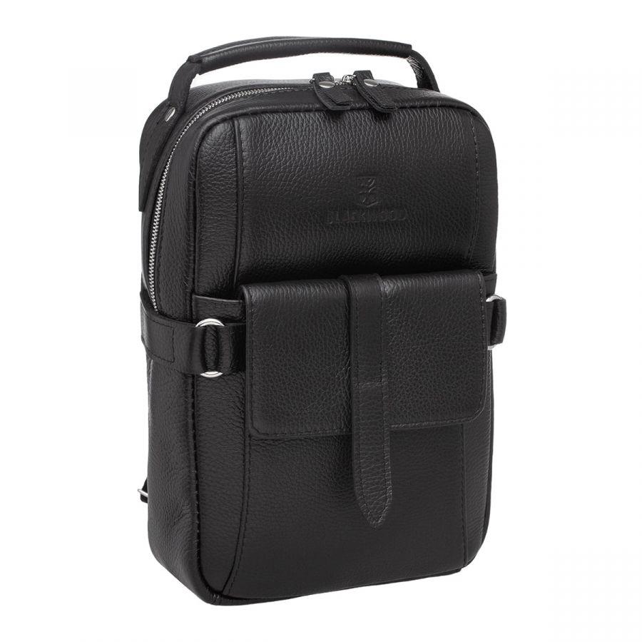 Рюкзак на одной лямке BLACKWOOD Calton Black