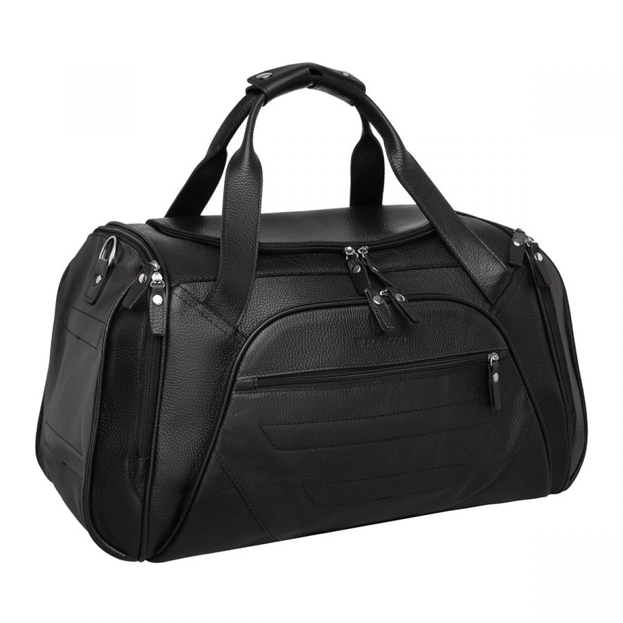 Дорожно-спортивная сумка BLACKWOOD Lambert Black