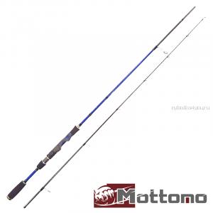Спиннинг Mottomo Spring 2,44 м / тест 5-21 гр / 8-15lb MSPS-802M