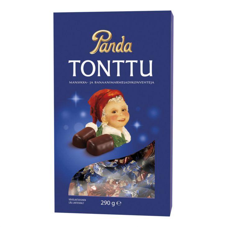 Конфеты PANDA TONTTU 290 гр