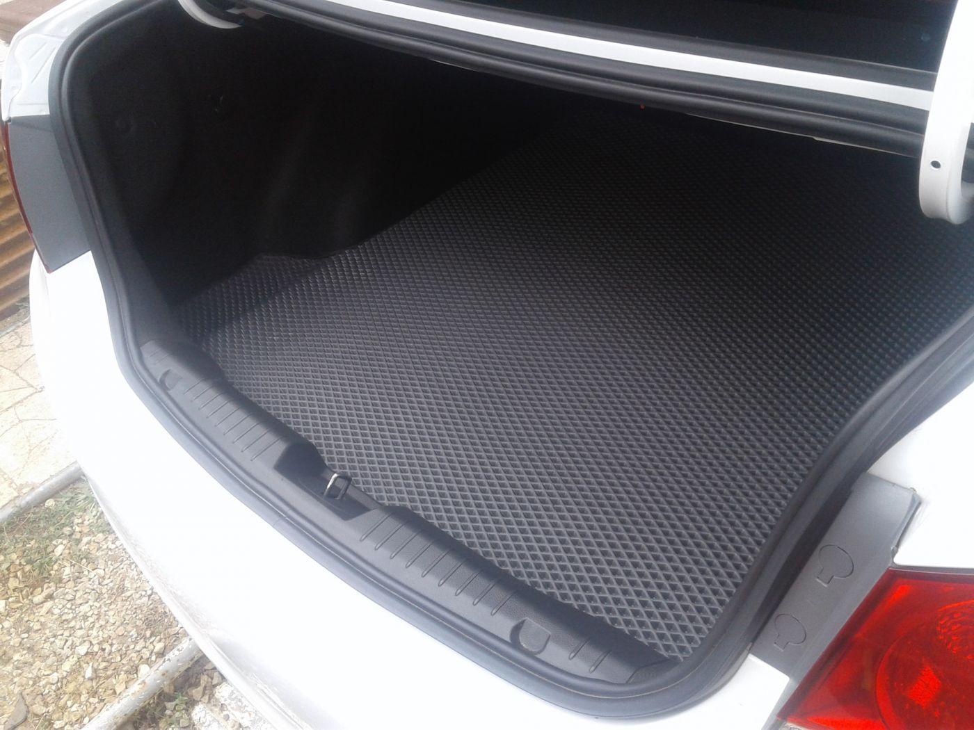 EVA коврики в багажник на Лада Гранта Седан (2011-2020)