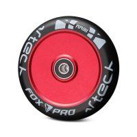 Колесо Fox hollow 110мм красный/черный