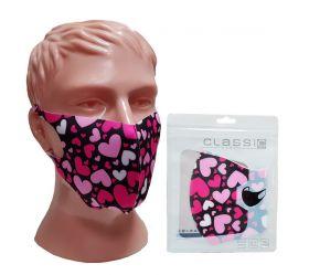 Защитная маска из в индивидуальной упаковке (женская) MaskW003