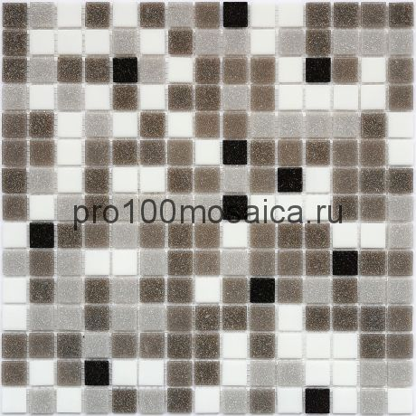 Aspect (на сетке) стекло. Мозаика серия ECONOM,  размер, мм: 327*327*4