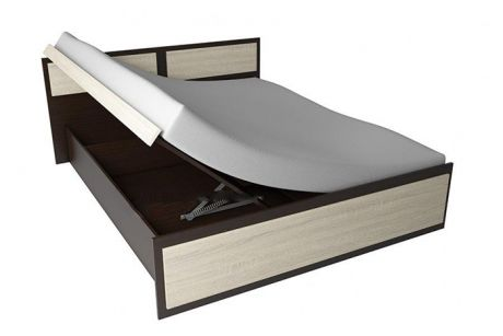 """Кровать 1,6 с подъемным механизмом """"Венеция-1"""""""