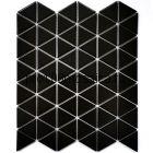 Reno Black matt Мозаика серия PORCELAIN,  размер, мм: 252*291*6 (NS Mosaic)