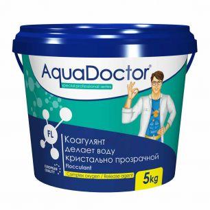 Коагулирующее средство в гранулах AquaDoctor FL 5 кг.