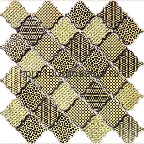 BRJ-4 Мозаика части разных размеров серия BURJ, размер, мм: 305*305*10 (Skalini)