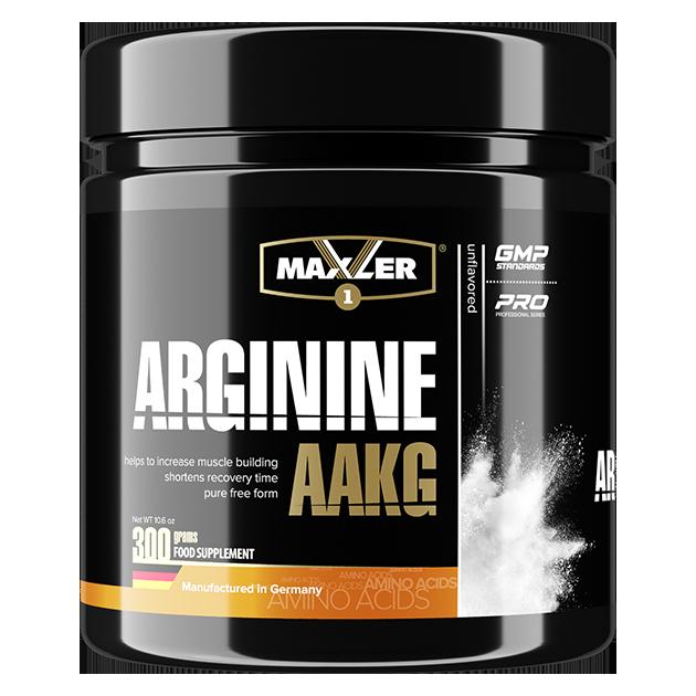 Maxler Arginine AAKG 300 гр  (60 порций)
