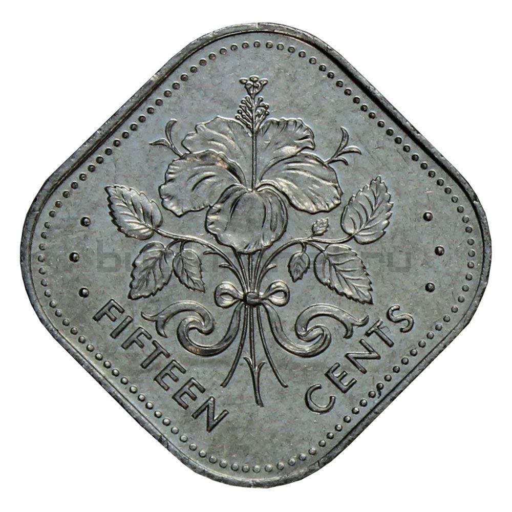 15 центов 2005 Багамы