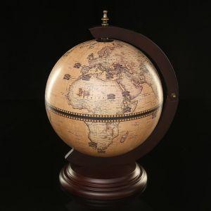 "Глобус бар декоративный ""Карта Колумба"" 50х33х33 см   3256911"