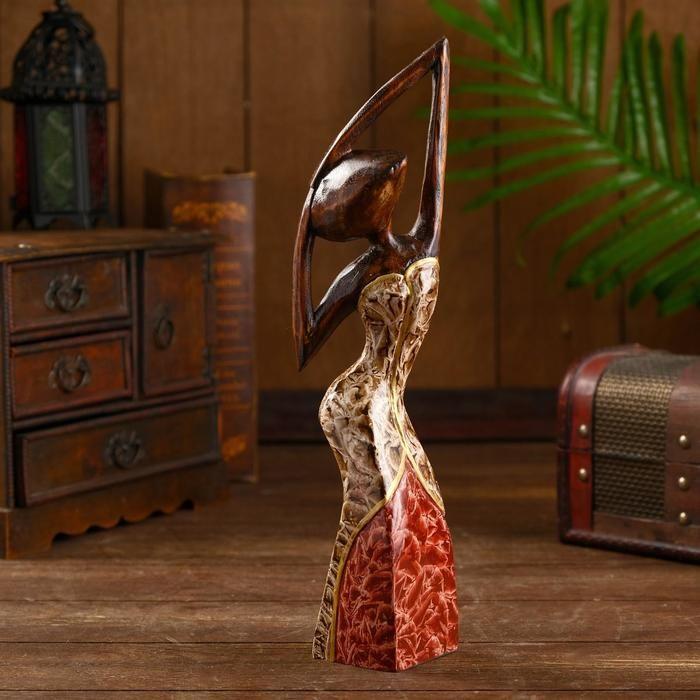 """Сувенир из дерева """"Индан"""" 7х5х30 см   5013997"""