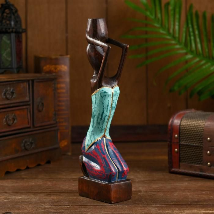"""Сувенир из дерева """"Кахайя"""" 7х5х30 см   5013990"""