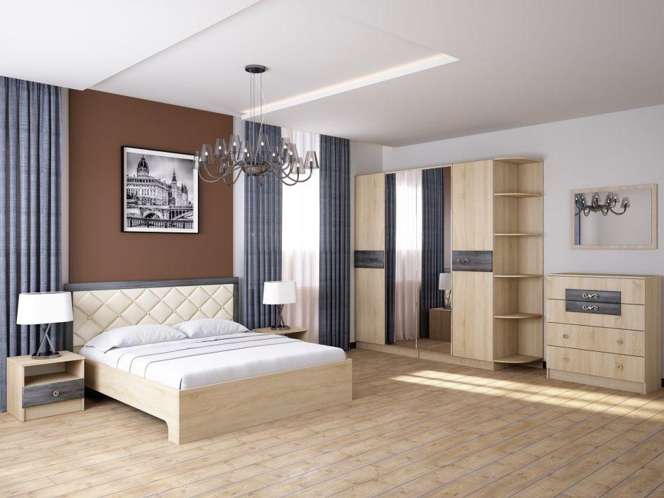 Спальня Мадлен (вариант 2)