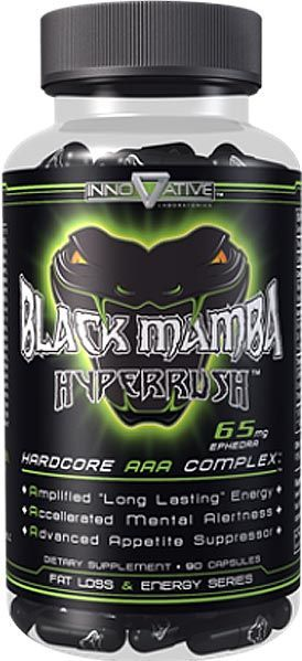 Innovative labs Black Mamba 90 caps