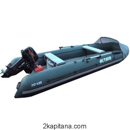лодка ПВХ Altair (Альтаир) HD-430 active НДНД