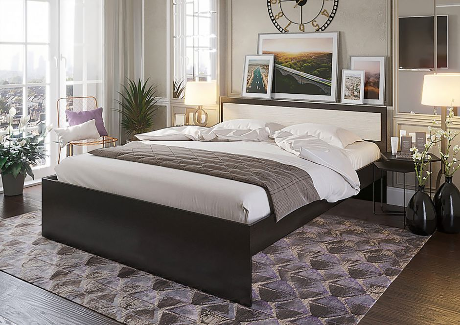 Кровать  Гармония КР-601 1,6м