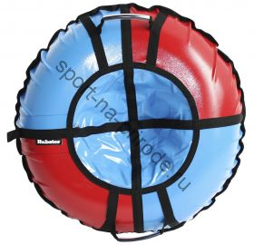 Тюбинг Hubster Sport Pro красный-синий 80 см