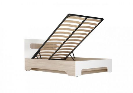 """Кровать полутороспальная с подъемным механизмом """"Палермо-3"""" 1200 мм"""