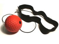 Эспандер Боевой мяч с утяжелённым мячиком, артикул 06165