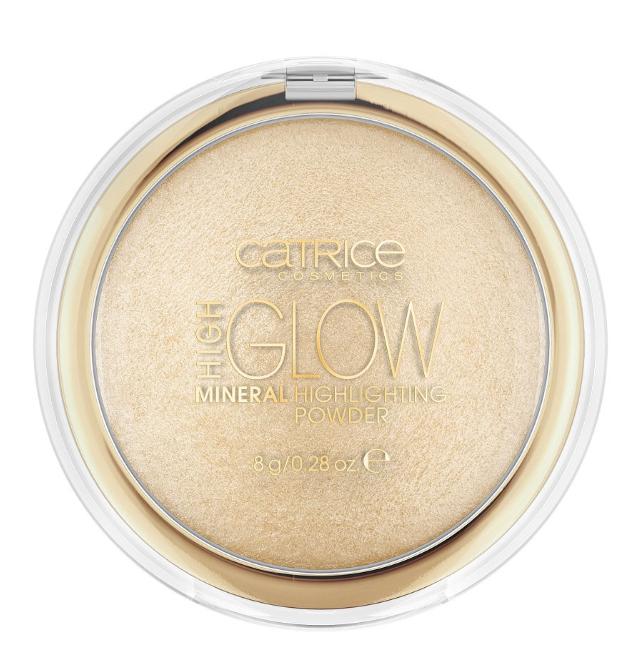 Хайлайтер CATRICE High Glow Mineral Powder 020 Gold Dust
