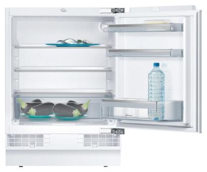 Встраиваемый однокамерный холодильник NEFF K4316X7