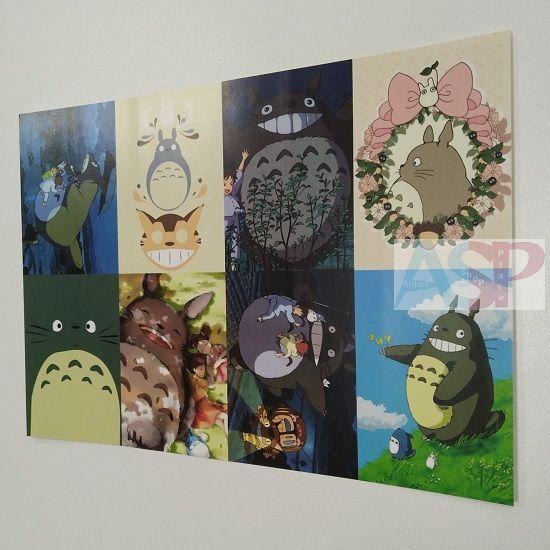 Стикеры Tonari no Totoro