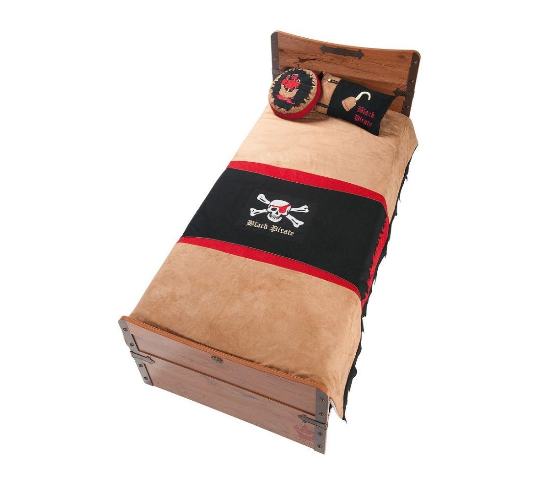 Комплект Pirate Hook (покрывало 160x210 см, 2 декоративные подушки)