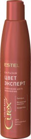 """Бальзам """"Цвет-эксперт"""" для окрашенных волос CUREX COLOR SAVE, 250 мл"""