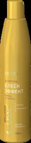 """Шампунь """"Блеск-эффект"""" для всех типов волос CUREX BRILLIANCE, 300 мл"""