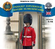 Гренадер Королевской Гвардии Великобритании