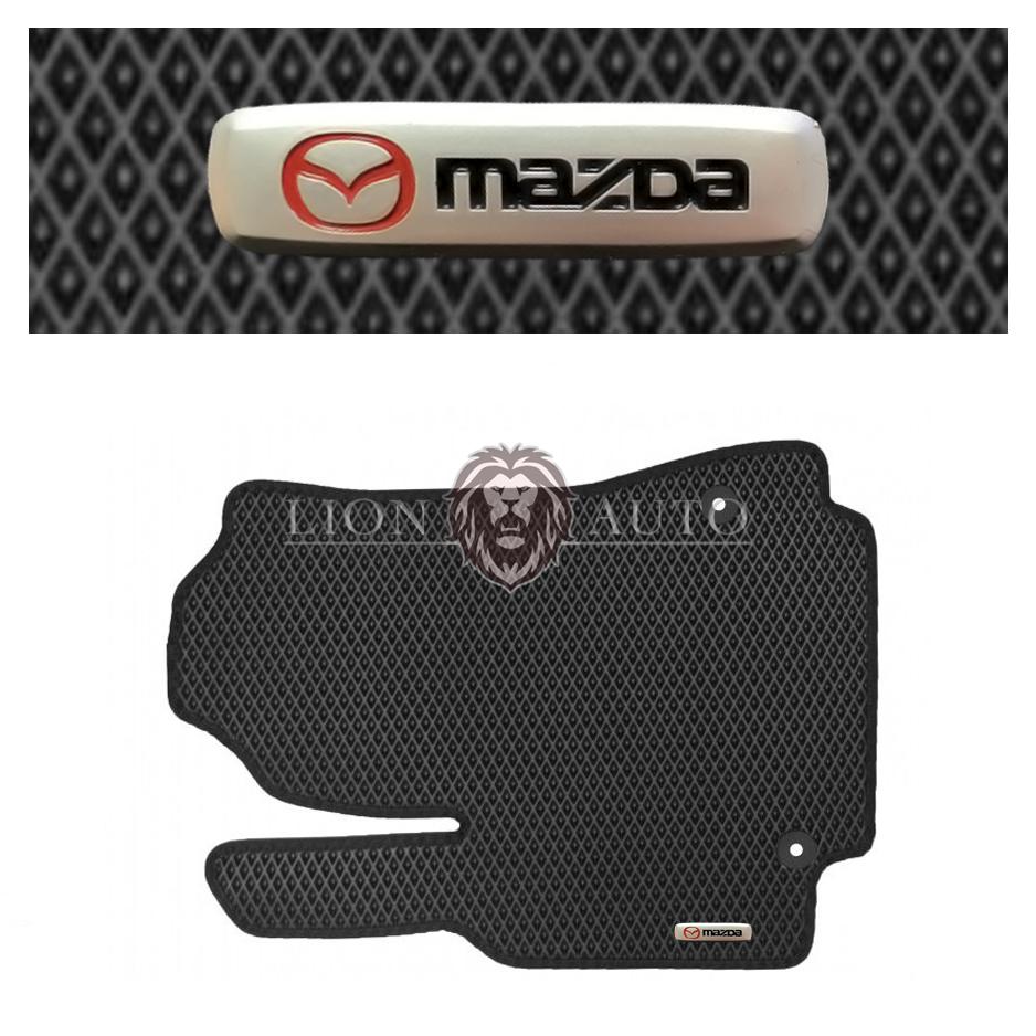 Шильдик на EVA коврик Mazda