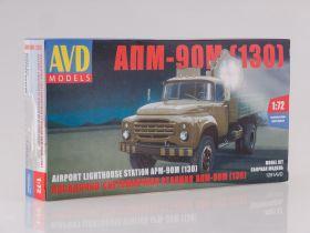 Сборная модель Прожекторная установка АПМ-90М (130)