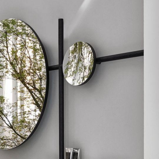 Увеличительное зеркало Cielo Siwa SWSPI 25х25