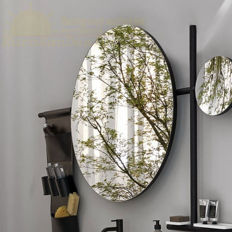 Зеркало круглое Cielo Siwa SWSPT 90х90 ФОТО