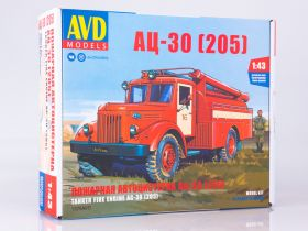 Сборная модель АЦ-30 (205)