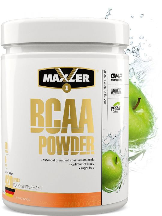 MAXLER - BCAA Powder