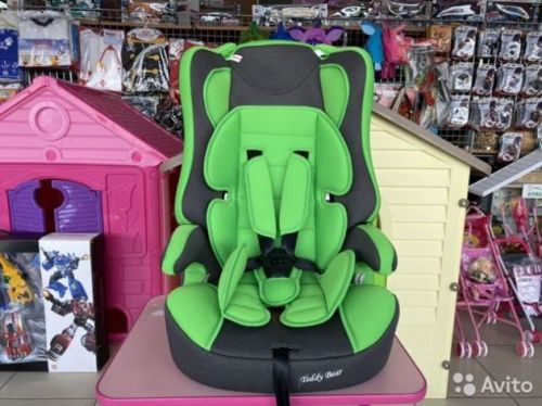 Кресло Мишутка Premium полный вкладыш