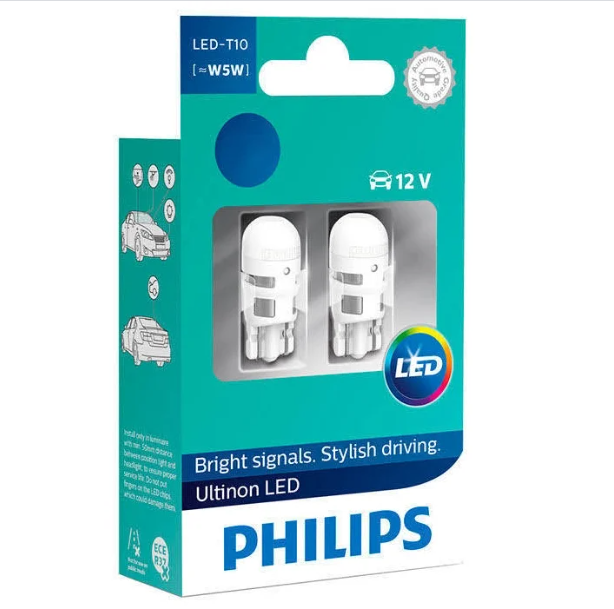 Philips W5W X-treme Ultinon LED